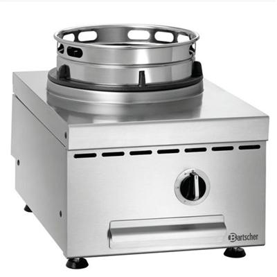 BARTSCHER Wok à gaz de table 1 brûleur - 11.5 kW