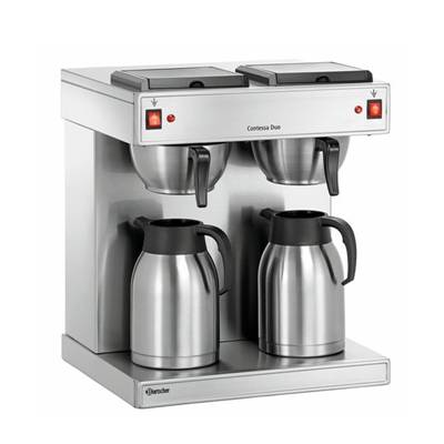BARTSCHER Double machine à café Contessa Duo