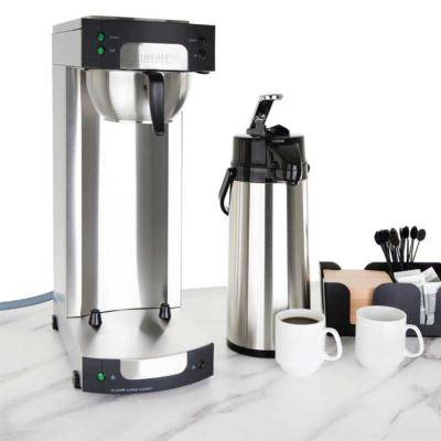 BUFFALO Machine à café filtre pichet isotherme Buffalo
