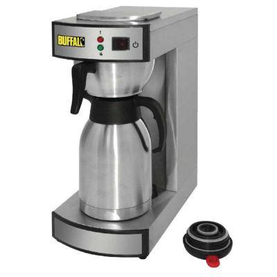 BUFFALO Machine à café thermos Buffalo