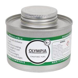 OLYMPIA Combustible liquide pour Chafing dish 6h x 12 - Publicité
