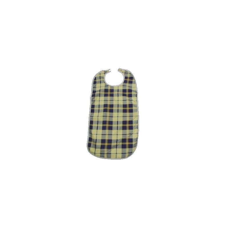 Gohy Bavoir imperméable pour adulte - 43 x 91 cm