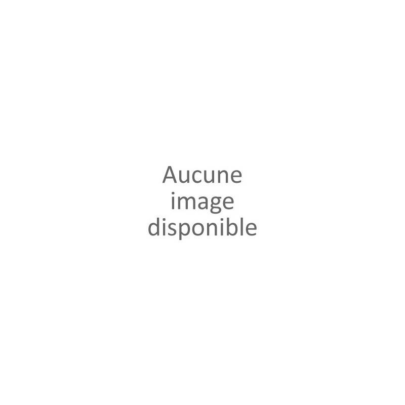 Gohy Bavoir imperméable en éponge pour adulte - 50 x 90 cm Jaune