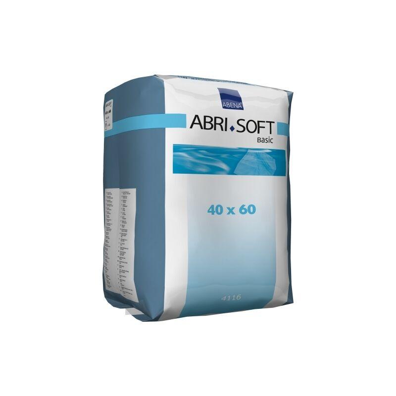 ABENA Abri-Soft Basic 60 x 40 cm - 60 alèses