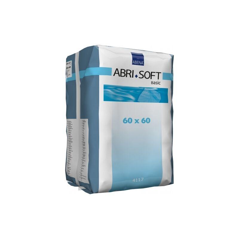 ABENA Abri-Soft Basic 60 x 60 cm - 60 alèses