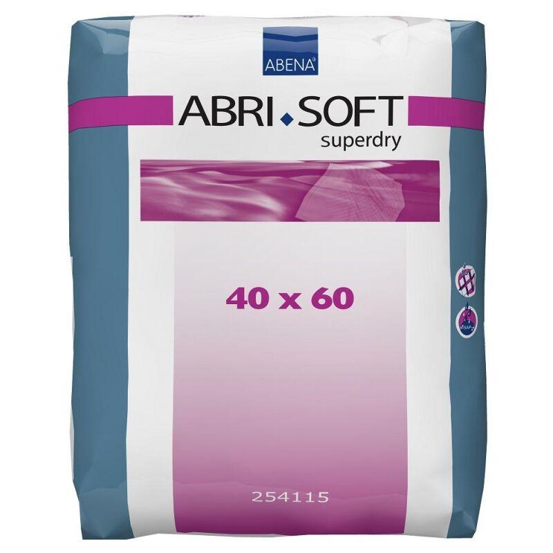 ABENA Abri-Soft SuperDry 60 x 40 cm - 60 alèses
