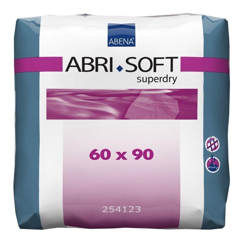ABENA Abri-Soft SuperDry 60 x 90 cm - 30 alèses