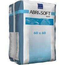 ABENA Abri-Soft Basic - 8 paquets de 60 protections 60 x 60 cm