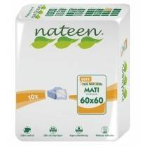 Nateen Mati Soft 60 x 60 cm - 8 paquets de 10 protections