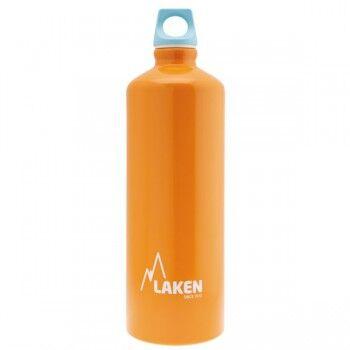 Laken Gourde aluminium 1 litre de Laken Couleur Orange