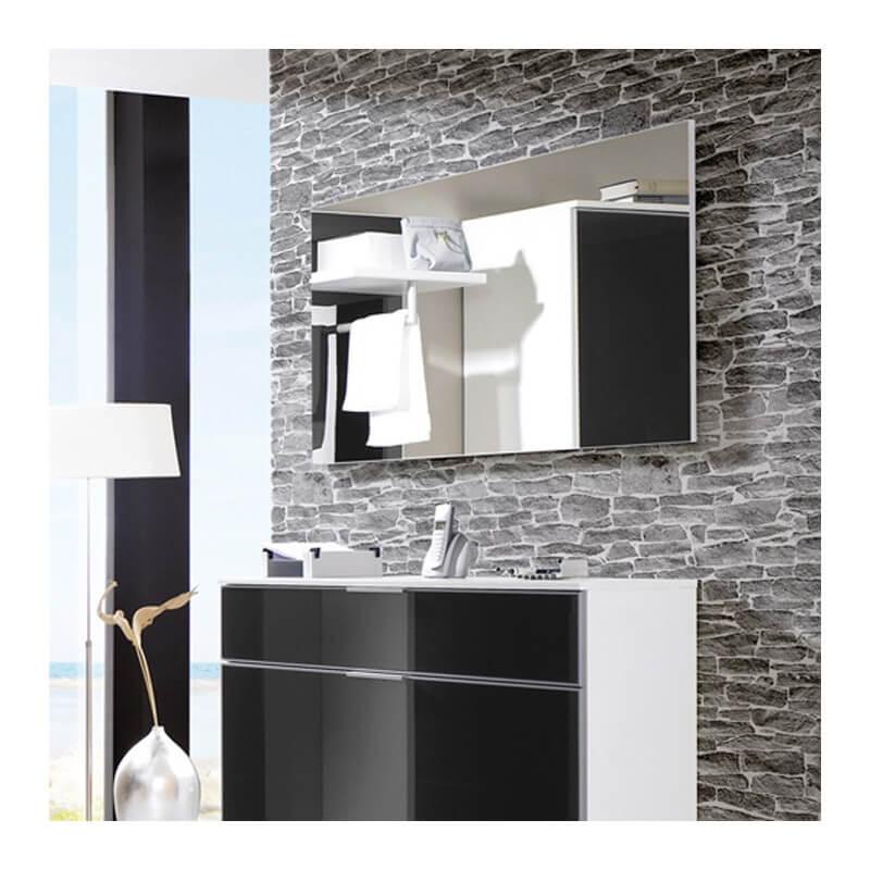 SO INSIDE Miroir rectangulaire 58x98cm Lifa