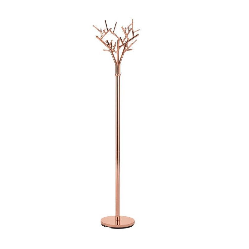 SO INSIDE Porte-manteau design arbre cuivre Weston