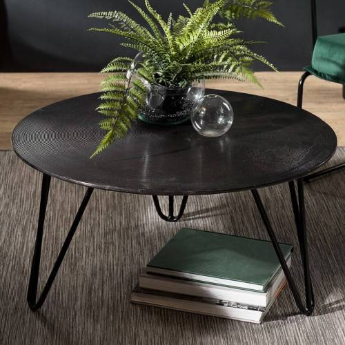 SO INSIDE Table basse ronde 75 c...