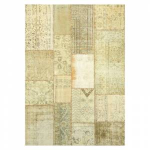 Angelo Tapis de couloir Up-Cycle blanc Angelo