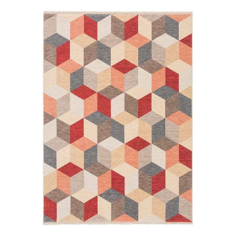 Pure Tapis moderne multicolore laine Colors Ligne Pure