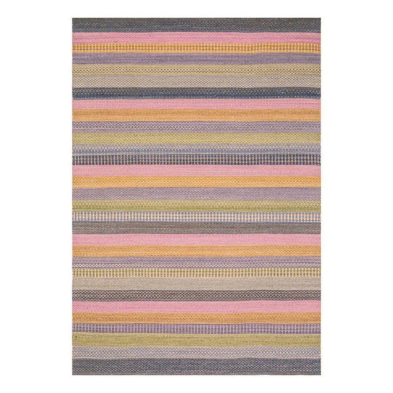 Pure Tapis moderne multicolore laine Flatweave Ligne Pure