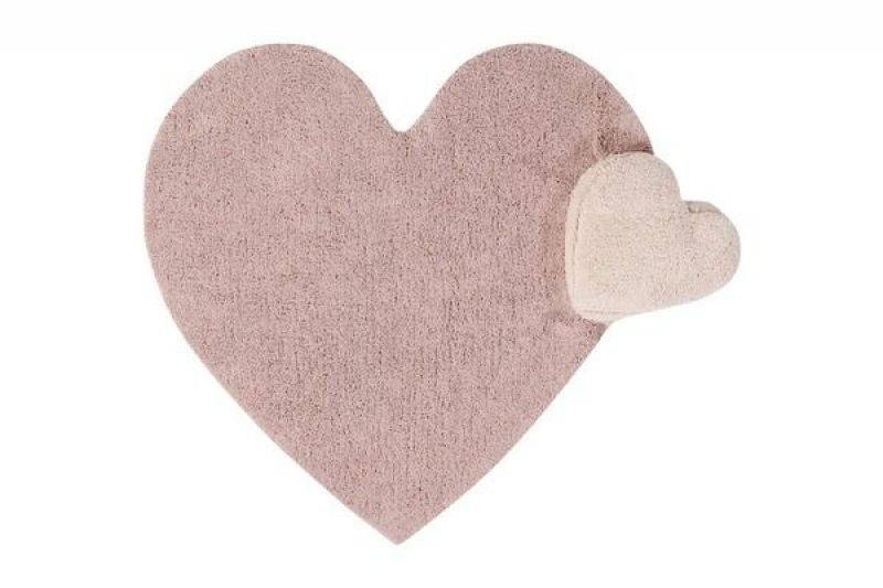 Tapis Enfant Puffy Love Nude - Lorena Canals