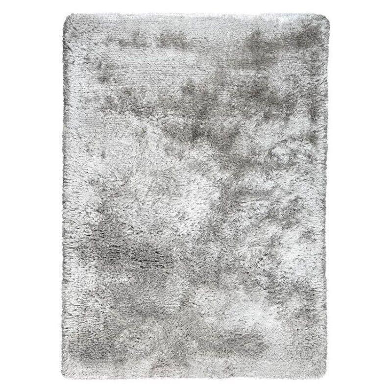 Pure Tapis shaggy Adore Ligne Pure tissé main gris