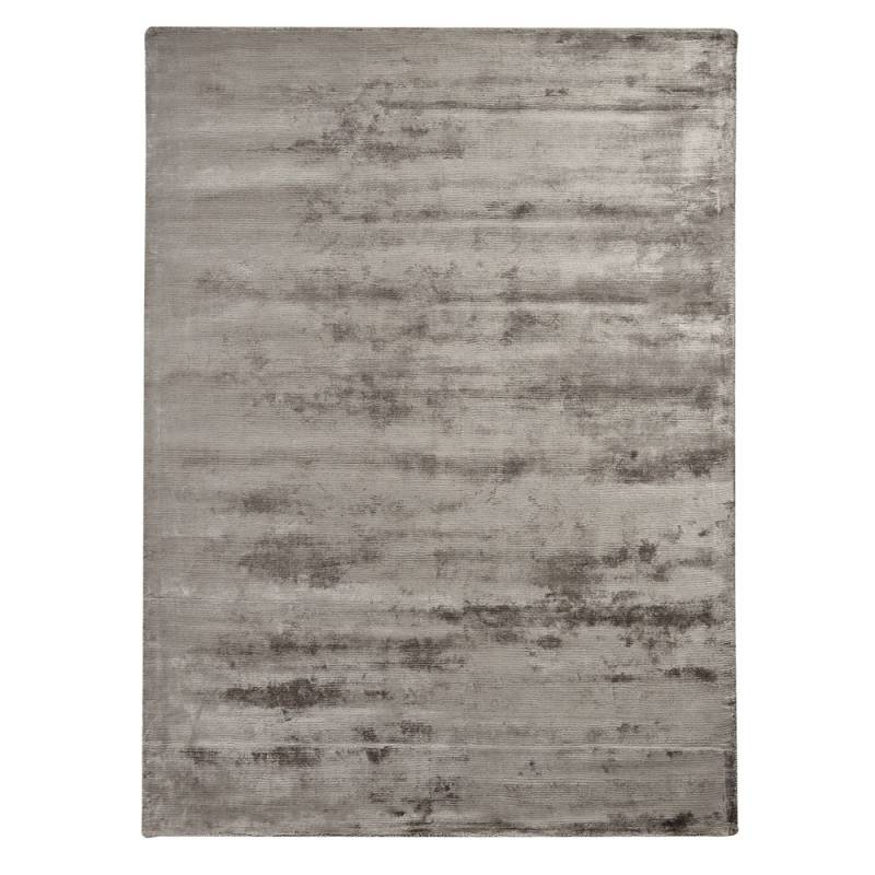 Home Spirit Tapis en viscose gris HAROLD Home Spirit