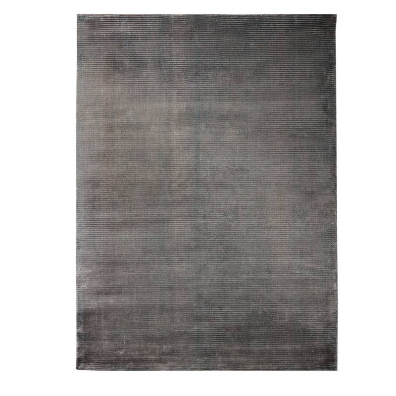 Home Spirit Tapis tissé main bleu et gris Mirage Home Spirit