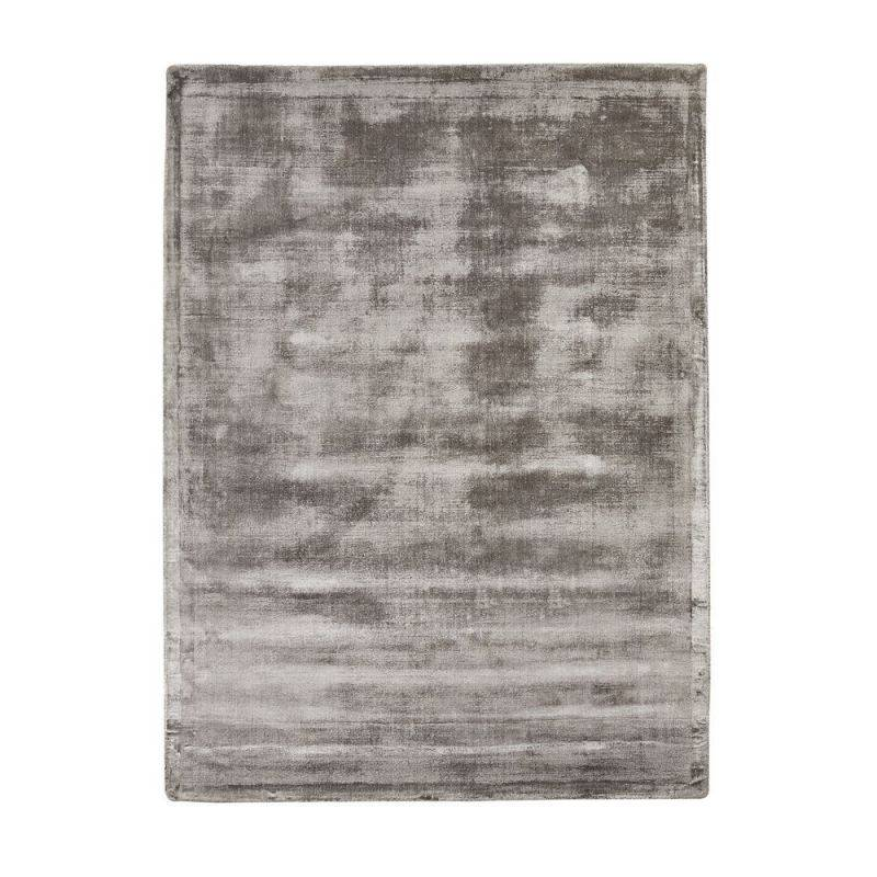 Home Spirit Tapis en viscose gris EMIL Home Spirit