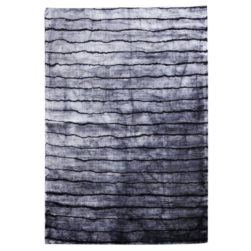 Home Spirit Tapis TIE gris Home Spirit