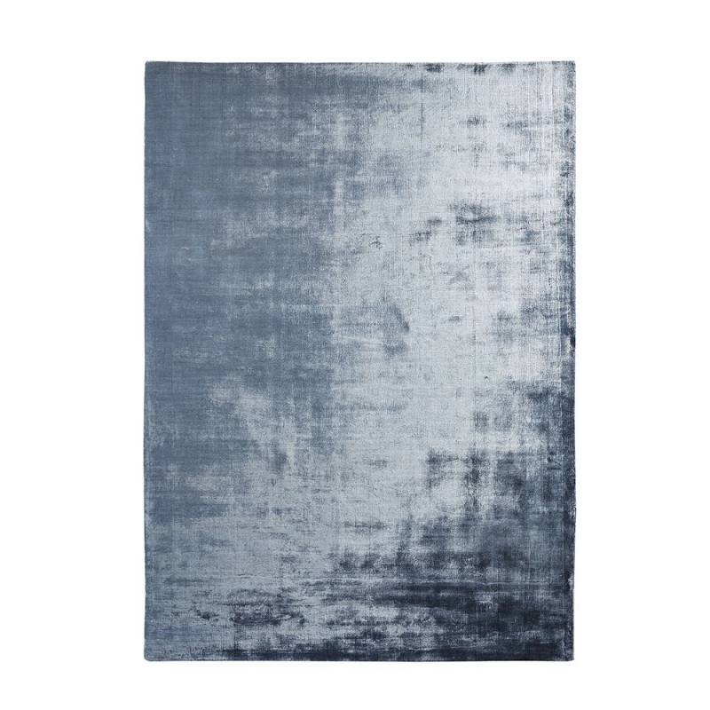 Home Spirit Tapis SHINE bleu Home Spirit