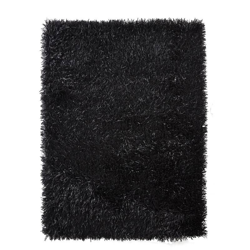 Home Spirit Tapis XERES noir Home Spirit