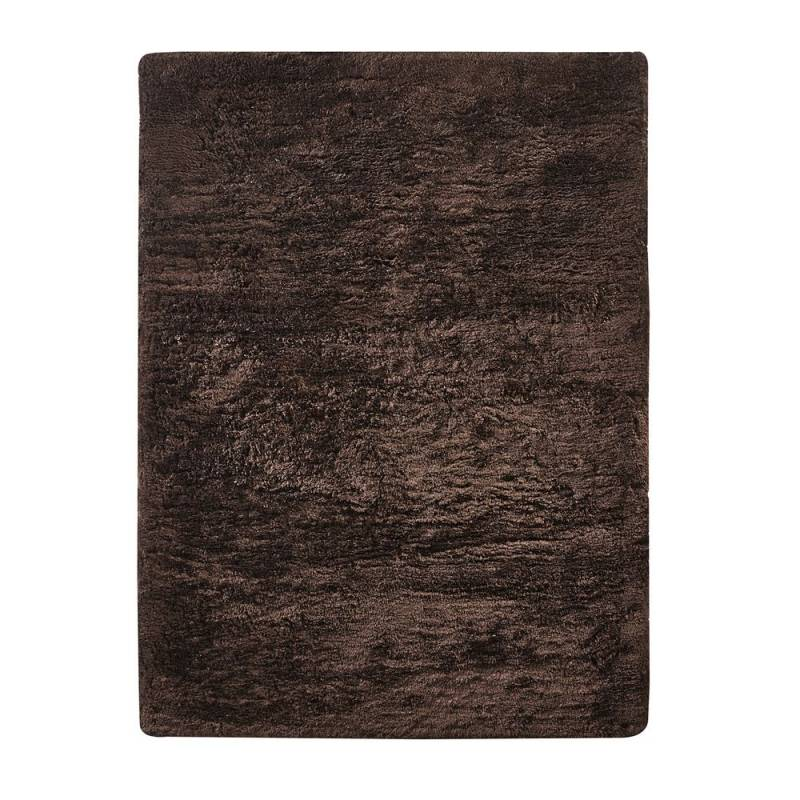 Home Spirit Tapis shaggy VISION marron Home Spirit