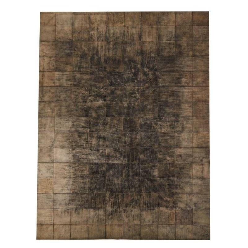 Home Spirit Tapis HOME SPIRIT WALKER en cuir