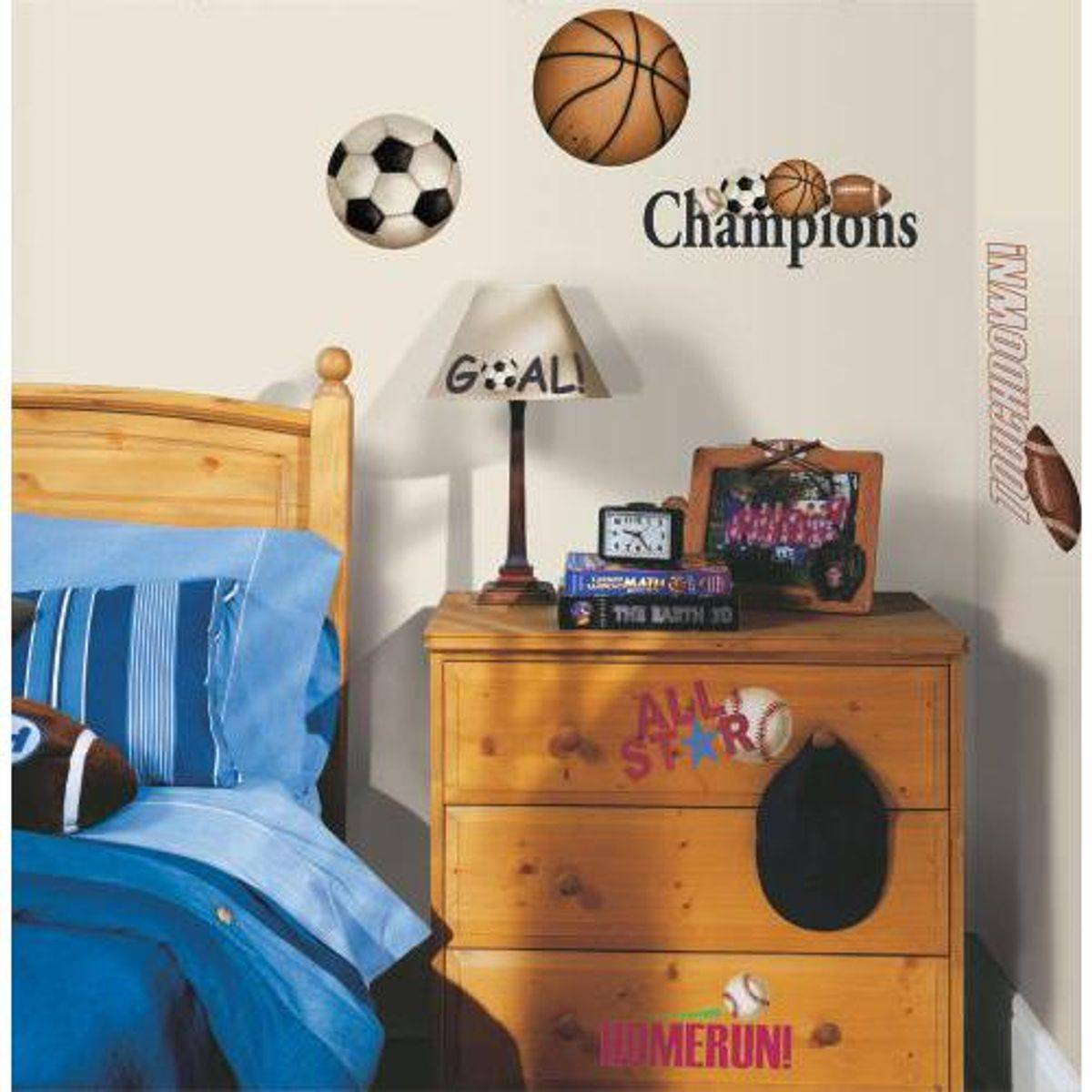 TheDecoFactory SPORT BALLONS