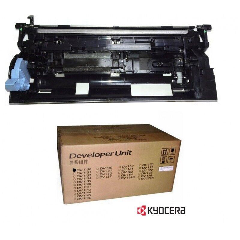 Kyocera Unité de développement (développeur) noir Kyocera Mita pour FS 1130/ ECOSYS M2030dn... (DV1130(E))