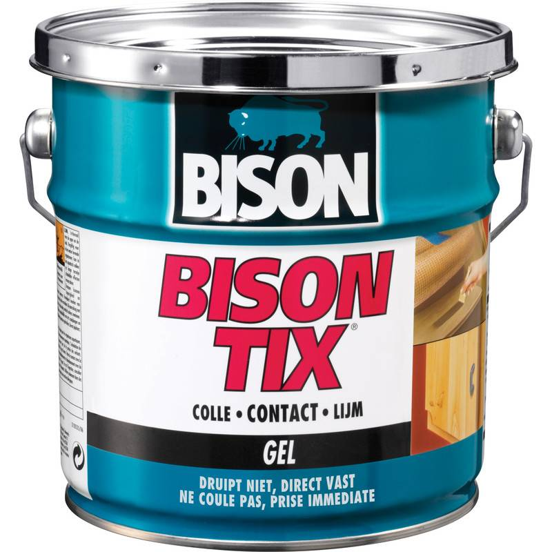 Bison Colle contact Bison Tix Boîte 2500ml