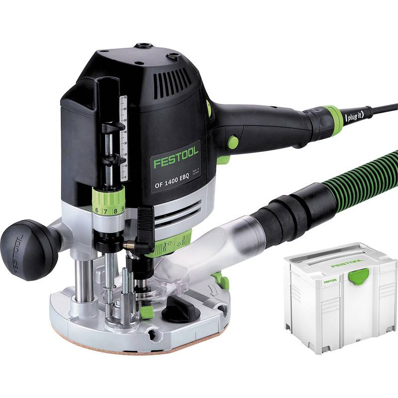 Festool Défonceuse Festool OF 1400 EBQ Plus 8-12mm