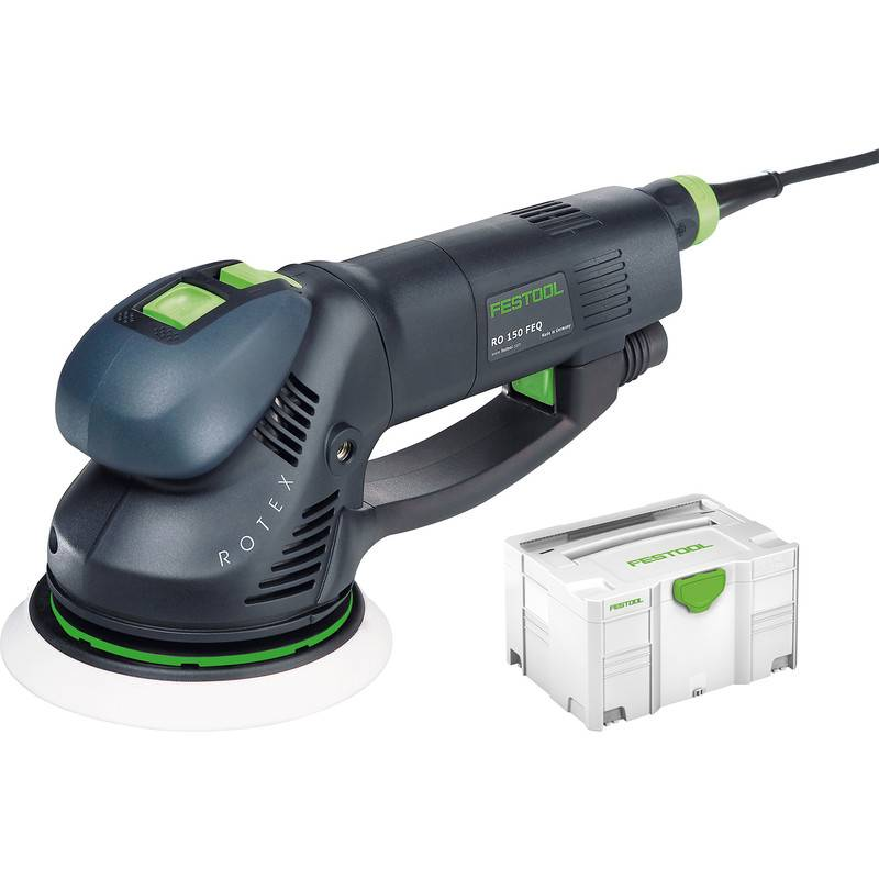 Festool Ponceuse roto-excentrique Festool ROTEX RO 150 FEQ-Plus 720W - Ø 150mm