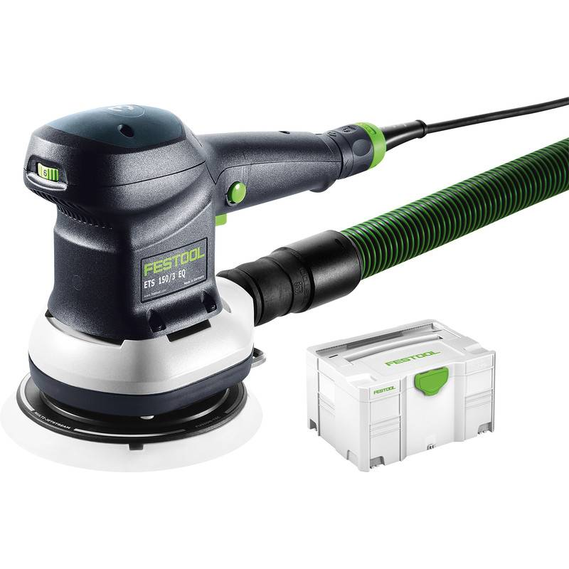 Festool Ponceuse excentrique Festool ETS 150/3 EQ-Plus 310W - Ø150mm