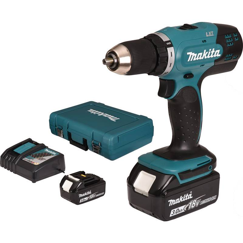 Makita Perceuse visseuse sans fil Makita DDF453SFE 18V Li-ion