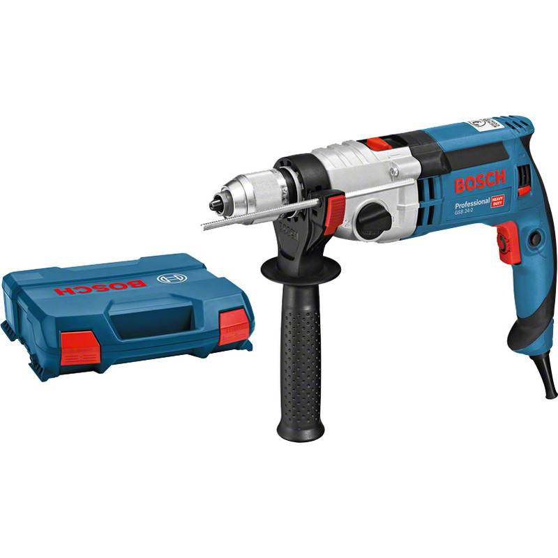 Bosch Perceuse à percussion Bosch GSB 24-2 1100W - 230V