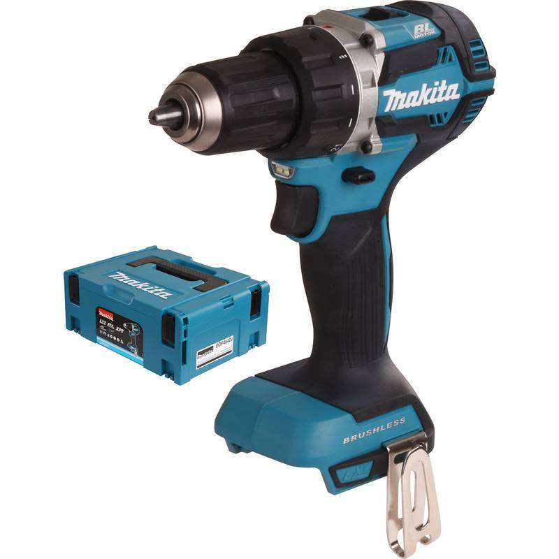 Makita Perceuse visseuse sans fil Makita DDF484ZJ (Machine seule) 18V Li-ion