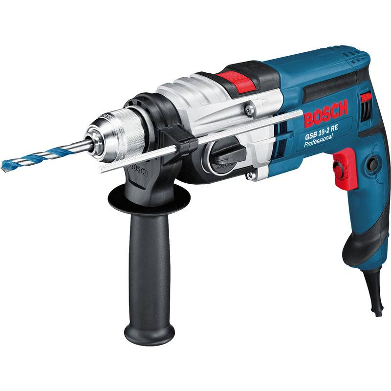 Bosch Perceuse à percussion Bosch GSB 19-2 850W