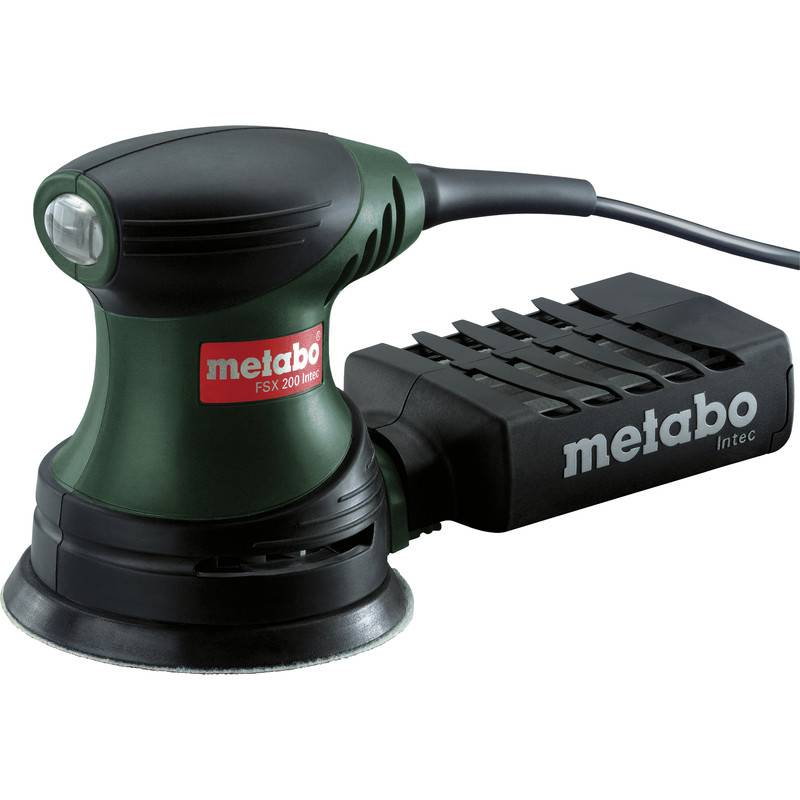 Metabo Ponceuse excentrique Metabo intec FSX200