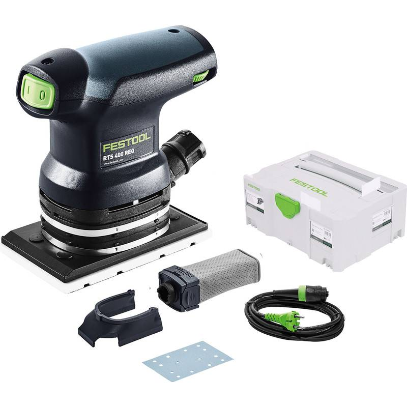 Festool Ponceuse vibrante Festool RTS 400 REQ-Plus 250W