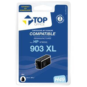 TOP OFFICE Cartouche d'encre compatible HP : 903 XL - TOP OFFICE - Noir - Publicité