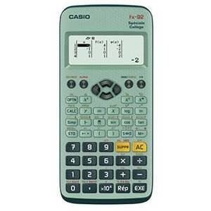 Casio Calculatrice scientifique - CASIO - FX92 Collège 2D - Publicité