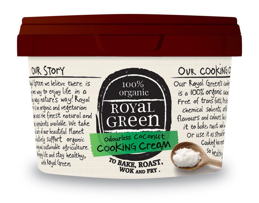 Royal Green Huile naturelle de noix de coco (250 ml) - Royal Green