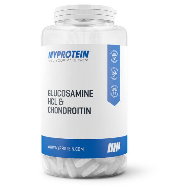 MyProtein Glucosamine HCL & Chondroitin 900mg - 120 Tabs - MyProtein