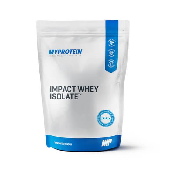 MyProtein Impact Whey Isolate, Chocolate Peanut Butter, 2.5kg - MyProtein