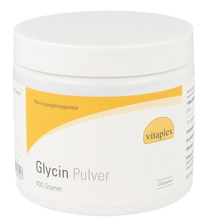 Vitaplex Glycine poudre (400 grams) -Vitaplex