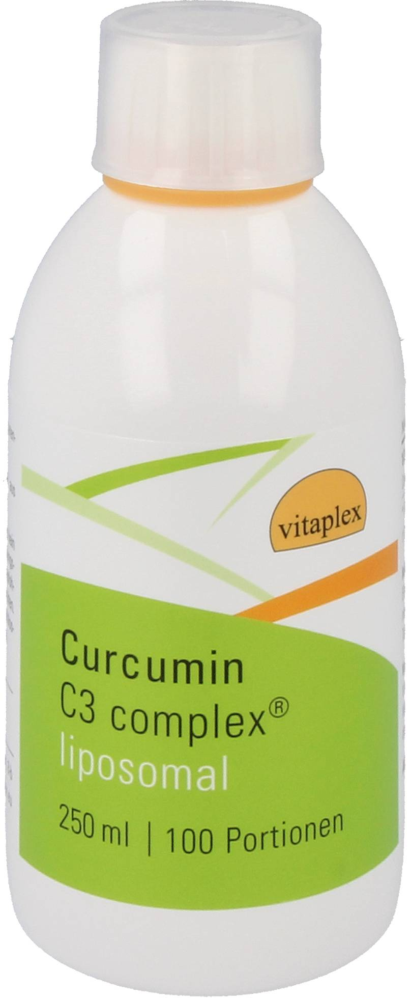 Vitaplex La curcumine C3 complexe liposomal (250 ml) - Vitaplex