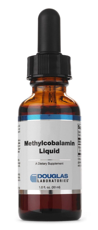 Douglas Laboratories, Méthylcobalamine liquide (30ml)